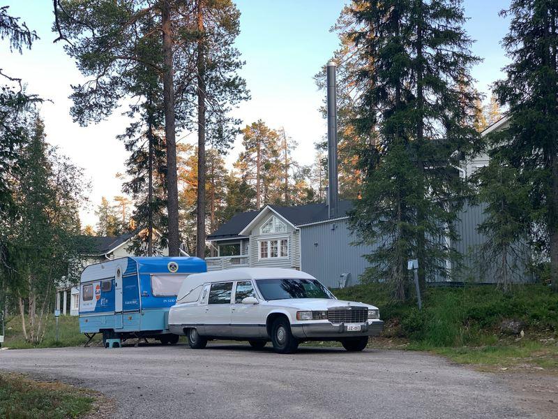 Luosto camping