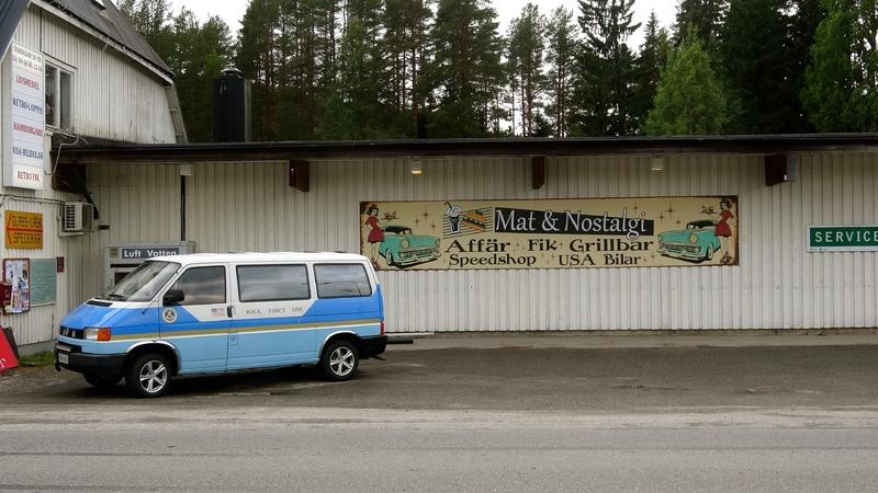 Rock Force One in Viksjö