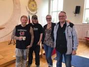 with team Karppinen in Trelleborg
