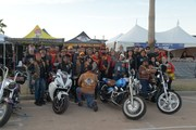 A fruit of the ministry of Joe and Julie Guebara. Barbarians Motorcycle ministry