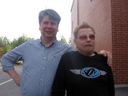 Heikki took me to church when I was very weak in 2007